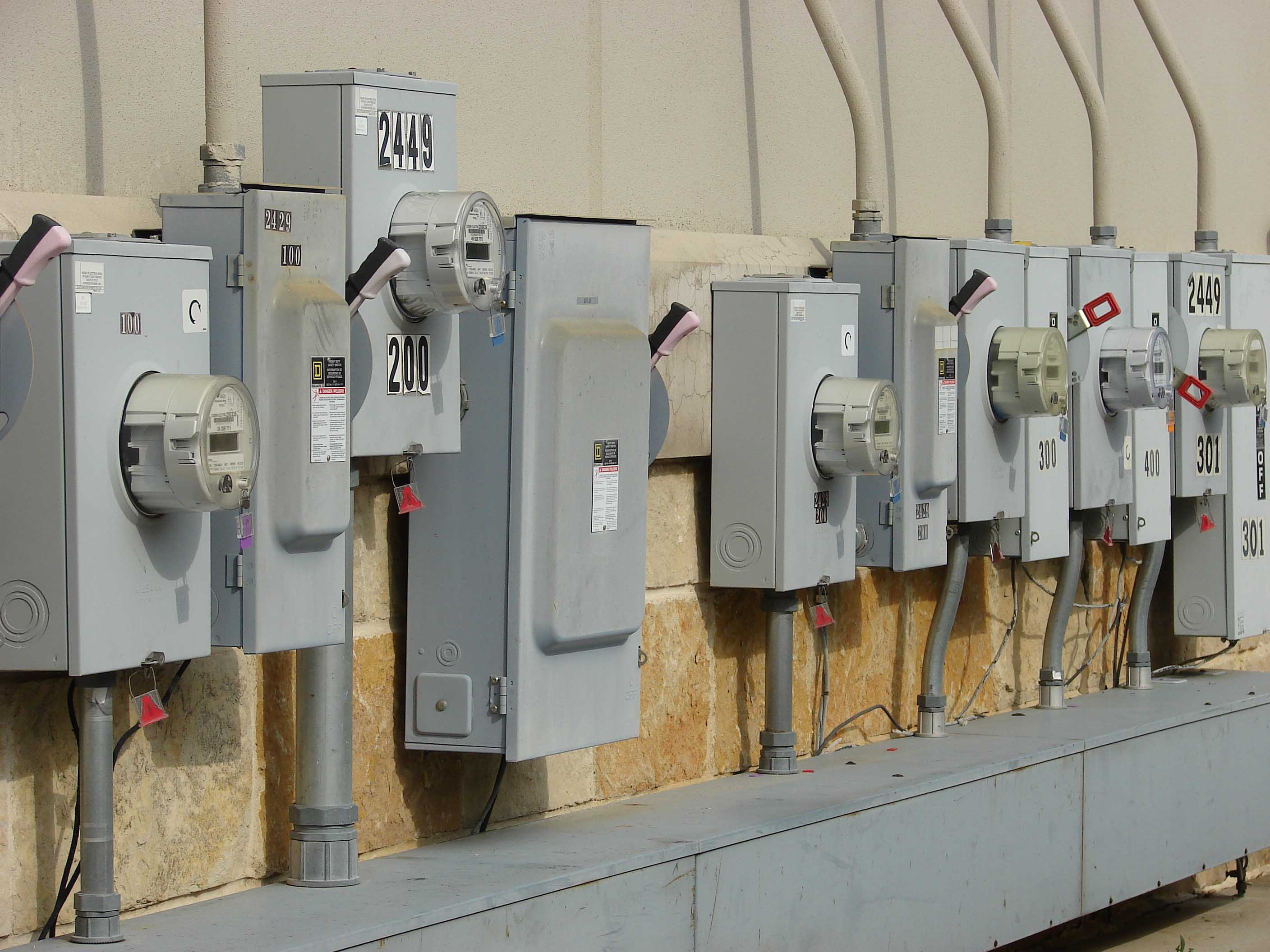 Electrical Meter Box Installation On Old Electric Meter Wiring