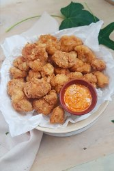 recipe for fried cauliflower