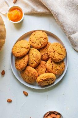 The Softest Gluten-Free Pumpkin Cookies
