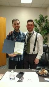 's office award