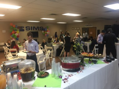 Sims Business Systems - open house pita jungle