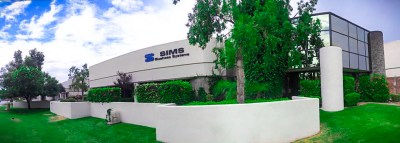 Sims building front
