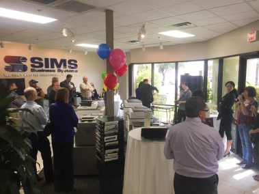 getsims open house 38 years clients