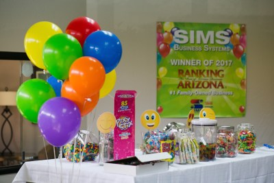 getsims party open house 38 years