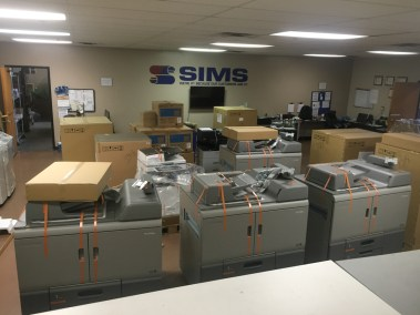 getsims ricoh pro series copiers mfp production printers