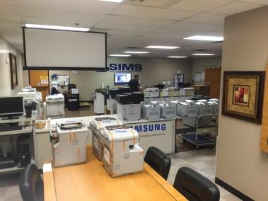 getsims samsung printers