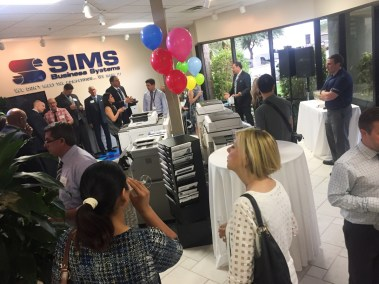 open house party tempe az sims business systems 2