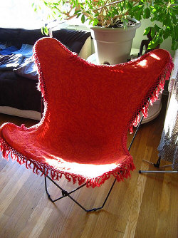 How to Make Replacement Butterfly Chair Covers