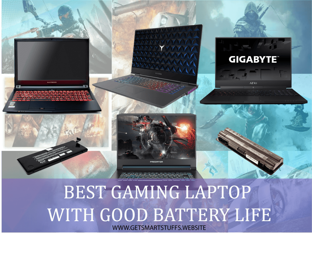 Slim Gaming Laptop With Good Battery Life