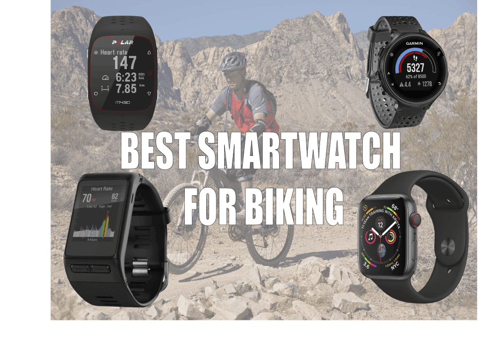 best smartwatch for biking