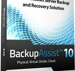 BackupAssist Desktop Crack