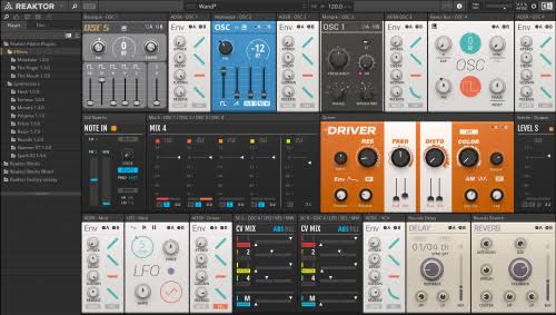 what is native instruments reaktor