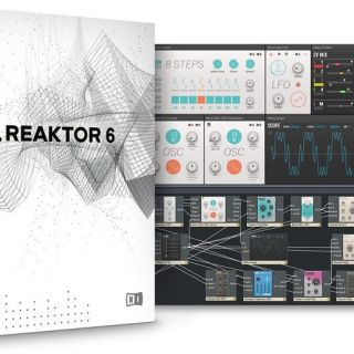 Native Instruments Reaktor Crack