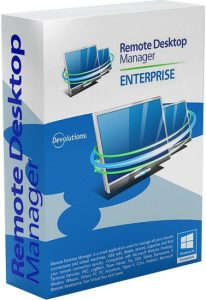 Remote Desktop Manager Enterprise Crack Key