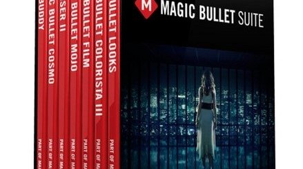 Red Giant Magic Bullet Suite Crack