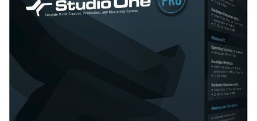 PreSonus Studio One Pro Crack Key