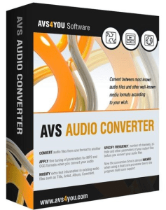 AVS Audio Converter Crack