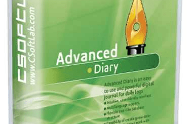 CSoftLab Advanced Diary Crack