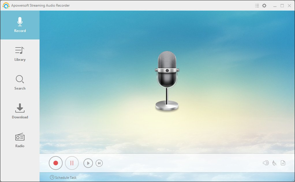 Apowersoft Streaming Audio Recorder Crack Serial Key