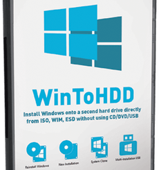 WinToHDD Crack