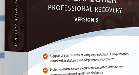 UFS Explorer Professional Recovery Crack Key