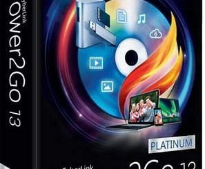 CyberLink Power2Go Platinum Crack Patch