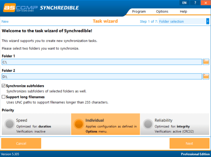 Synchredible Professional Crack Serial Key
