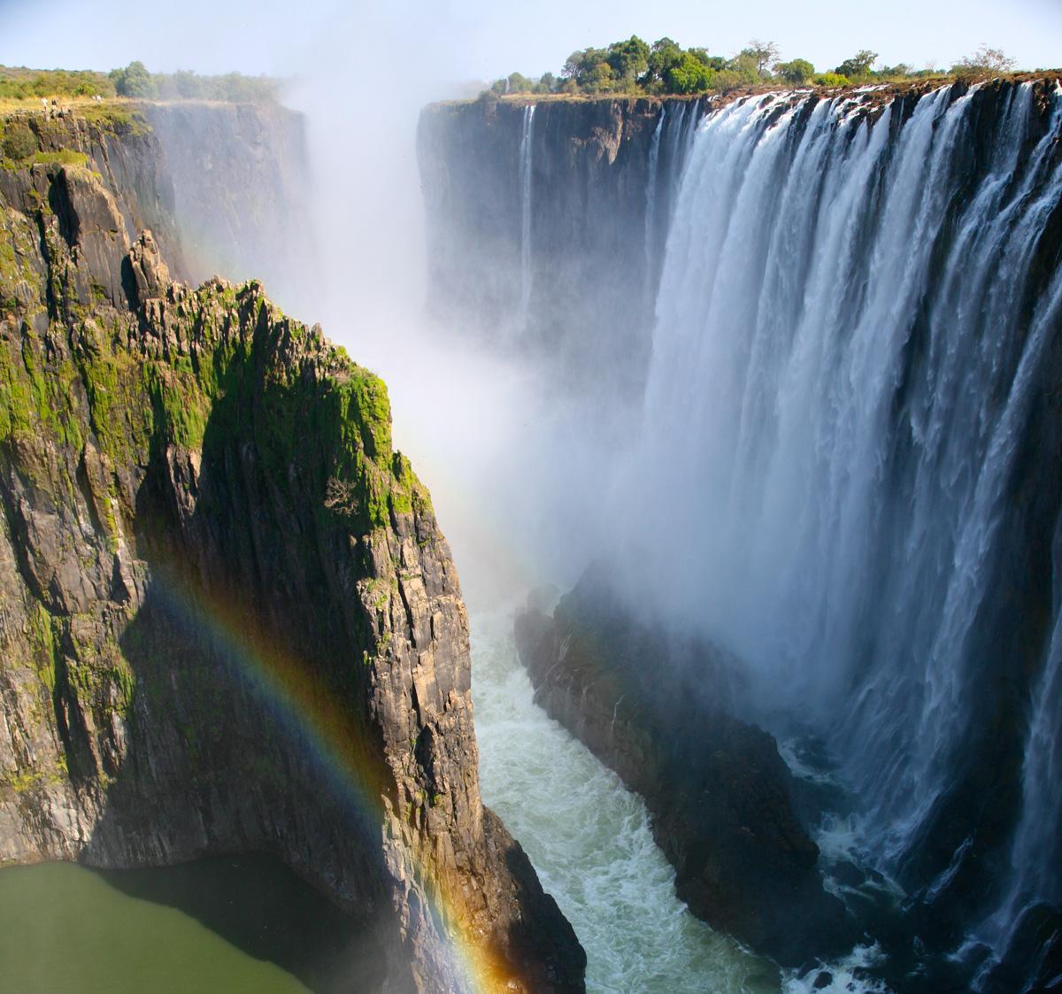 10 Largest Waterfalls World