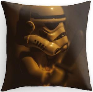 Star Wars Stormtrooper Pillow