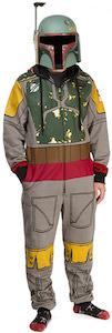 Boba Fett Jump Suit