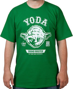 Star Wars Grand Master Yoda T-Shirt