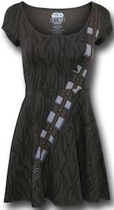 Star Wars Chewbacca costume Dress