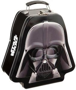 Darth Vader Helmet Shape Lunch Box