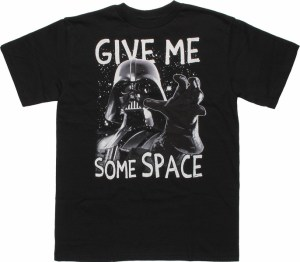 Star Wars Give Me Some Space Youth T-Shirt