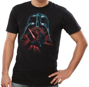 Star Wars darth vader t-shirt that just looks amazing