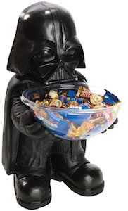 Star Wars Darth Vader Candy Bowl Holder