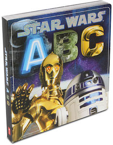 Kids Star Wars ABC Book