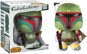 Star Wars Funko Fabrikations Boba Fett Plush