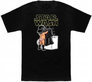 Star Wash Darth Vader T-Shirt