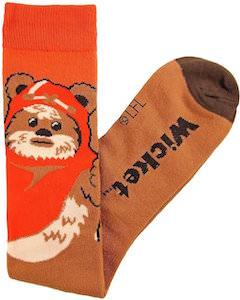 Wicket Ewok Knee Socks