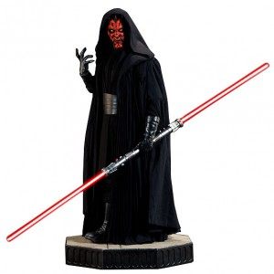 Large Scale Darth Maul Legendary Figurine