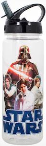 Star Wars Cast Water Bottle
