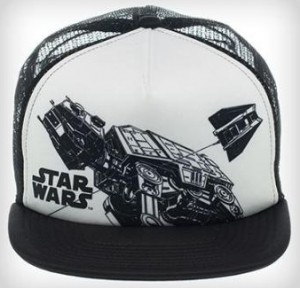 AT-AT Trucker Mesh Hat