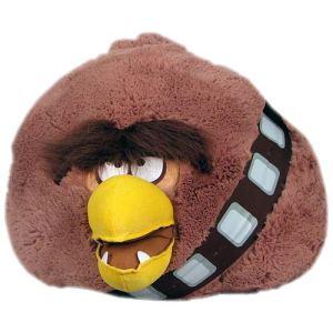Chewbacca Angry Bird Plush