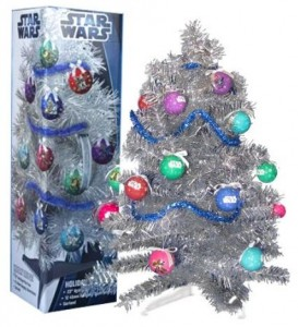 Star Wars Mini Christmas Tree