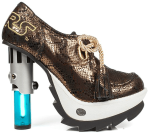 Luke Skywalker High Heel Lightsaber Shoes