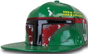 Boba Fett Armor Hat