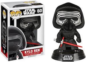Kylo Ren Pop! Bobblehead Figurine