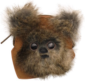 Ewok Coin Purse