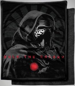 Star Wars Kylo Ren Fleece Blanket